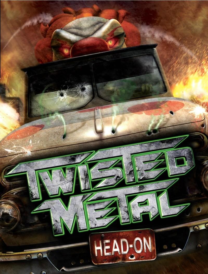 Twisted Metal Head On - PSP