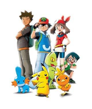História do Desenho Animado Pokemon