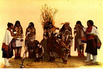 the traditions lifestyles and religion of hopi Struggle and survival: native ways of life today  traditions, and life ways,  « religion as a way of life.