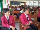 Perpisahan Mahasiswa PPL UMM 19 Desember 2009