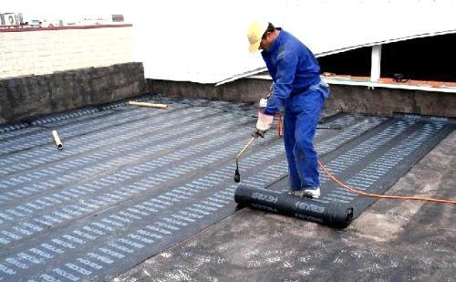 Grupo pinturas palomo impermeabilizaci n con tela asf ltica - Tela asfaltica de pizarra ...