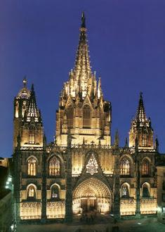 Edificio Religioso . Barcelona