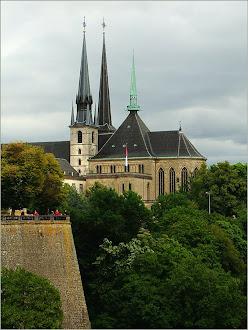 Edificio Religioso . Ducado de Luxemburgo