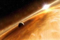 Primer exoplaneta fotografiado