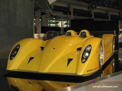 2005 Holden Jf Viva Hatch. LeBlanc Mirabeau - A FIA GT
