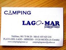 CAMPING LAGO MAR