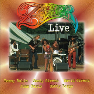 Zephyr - Live At Art's Bar & Grill O473954