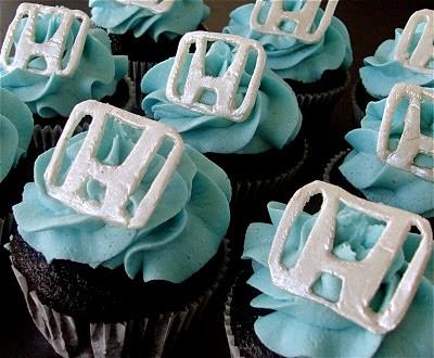 honda cupcake