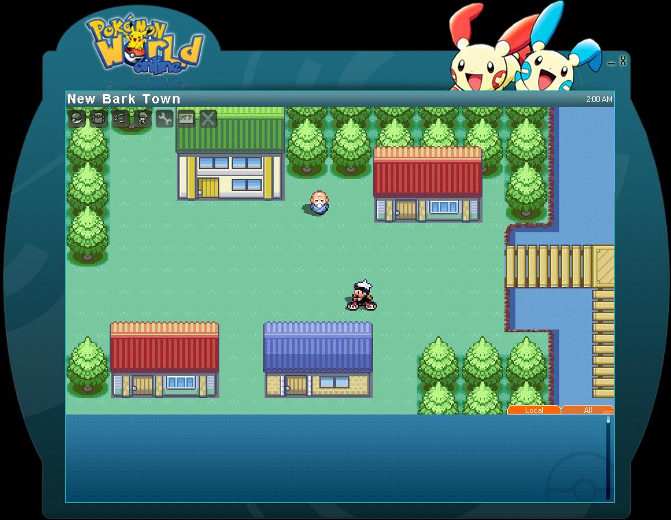 online pokemon games pc