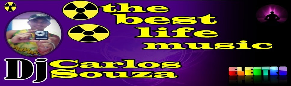 DJ CARLOS SOUZA the best life music