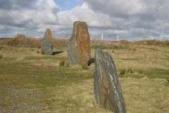 Delabole Slate Standing Stones