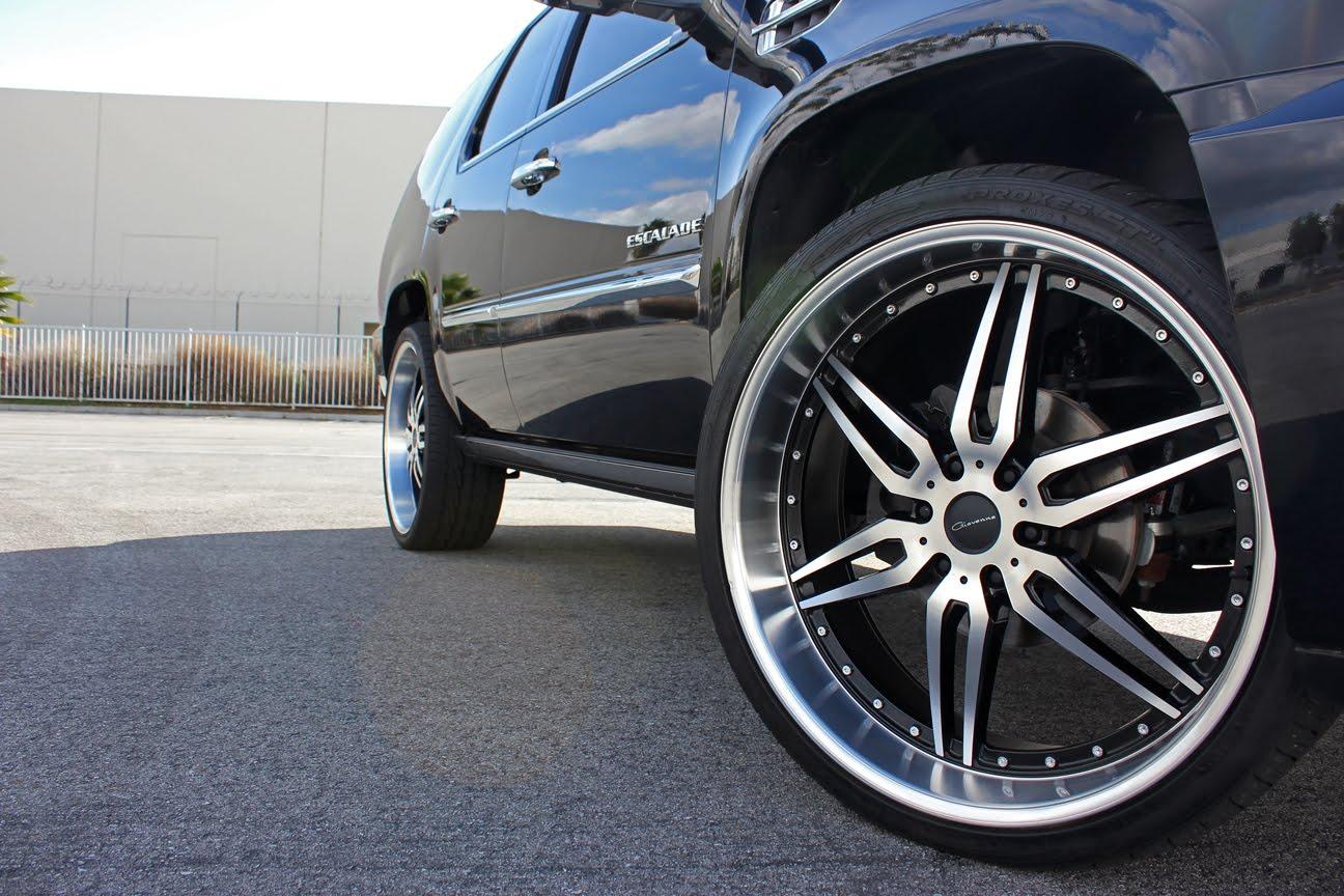 New: Calisix - Giovanna Wheels