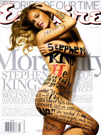 Esquire Julho 2009-Bar Refaeli