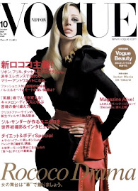 Vogue Nippon Out 2009-Raquel Zimmermann