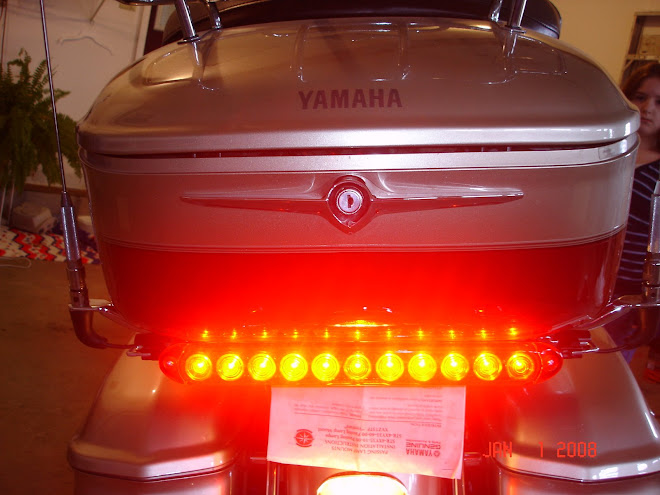 R-Mark® LED Brake-Running Light Bar