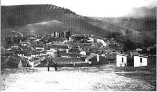 Mi pueblo en 1900