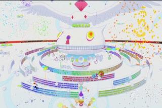 SUMMER WARS screen caps 00