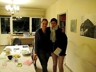 Hanneline and Katja
