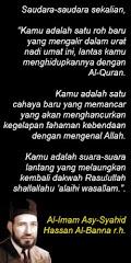 PESANAN BUAT KAUNSELOR MUSLIM