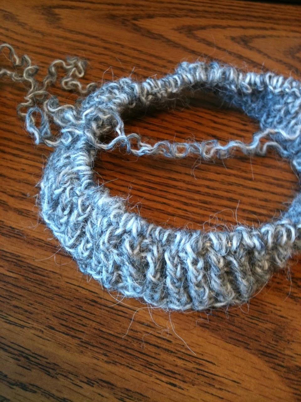 Knitting Gauge Calculator : Red bird knitting anthro headwrap