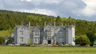 kinnitty castle, birr, county offaly