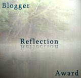 Blogger Reflection Award