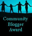 Community Blogger Award