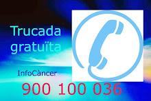 LÍNEA D'ATENCIÓ TELEFÒNICA GRATUÏTA creada per l'AECC, per oferir suport i respostes.