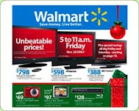 Wal-mart Black Friday Rush Results In A Fatality