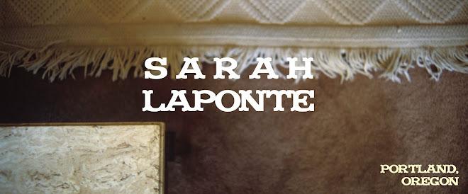 sarah laponte