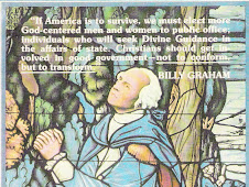 Save America GW's Godly Way