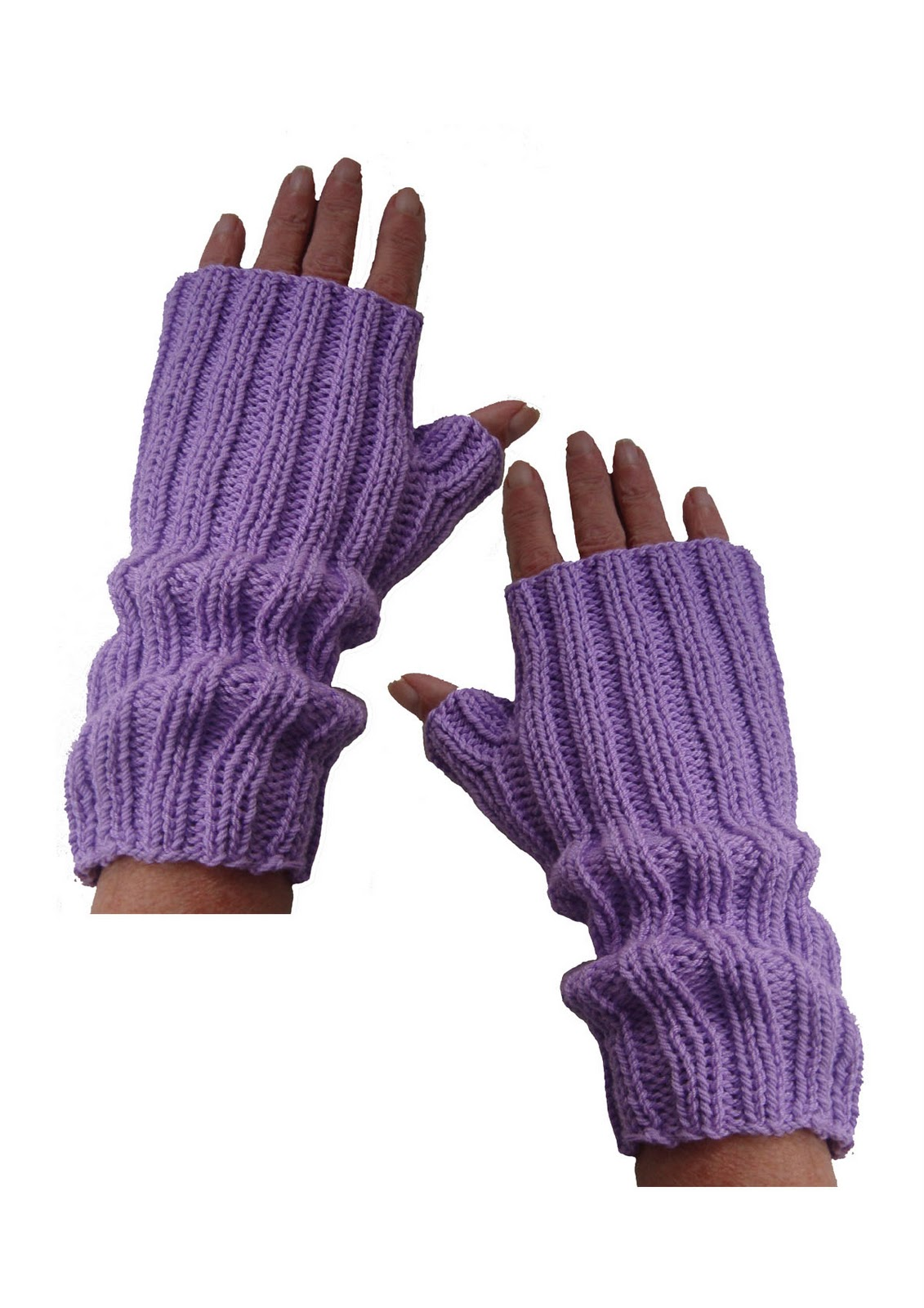 Fingerless Gloves and Wrist Warmers -- Free Crochet Patterns