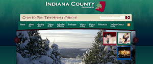Indiana County Tourist Bureau Website