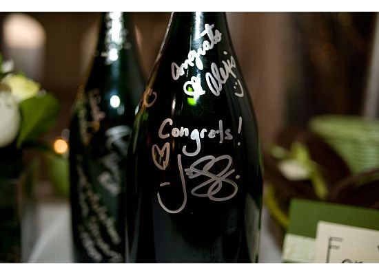 If you are have a wine theme wedding or if you just love wine this is a