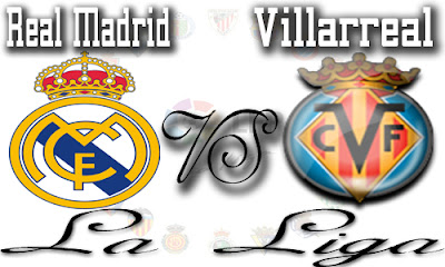 online: Watch Real Madrid vs Villarreal 9-1-2011 live stream