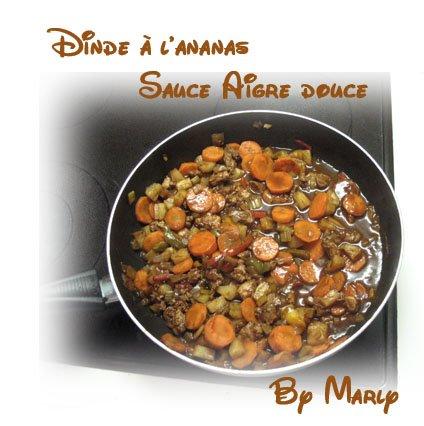 recettes plats  Osso bucco de dinde à la tomate