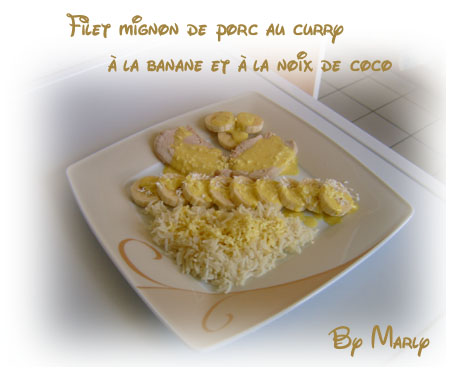 recettes  Filet mignon de porc cordon bleu