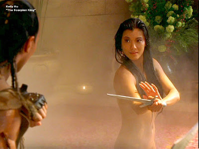 Kelly+Hu+naked+sex+scene+topless+GutterUncensored.com+613 3 Kelly Hu Topless and Exposed Crotch in The Scorpion King