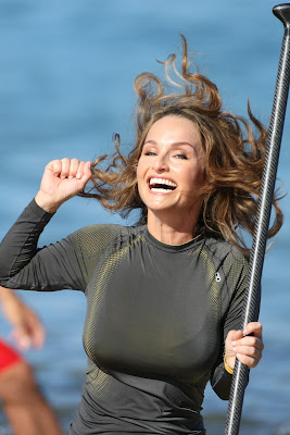 g2 Giada De Laurentiis Has Really Huge Tits