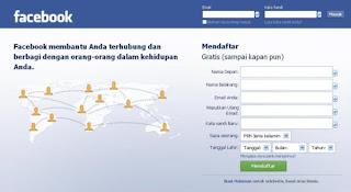 Selamat datang di tutorial Facebook login bahasa indonesia. Facebook
