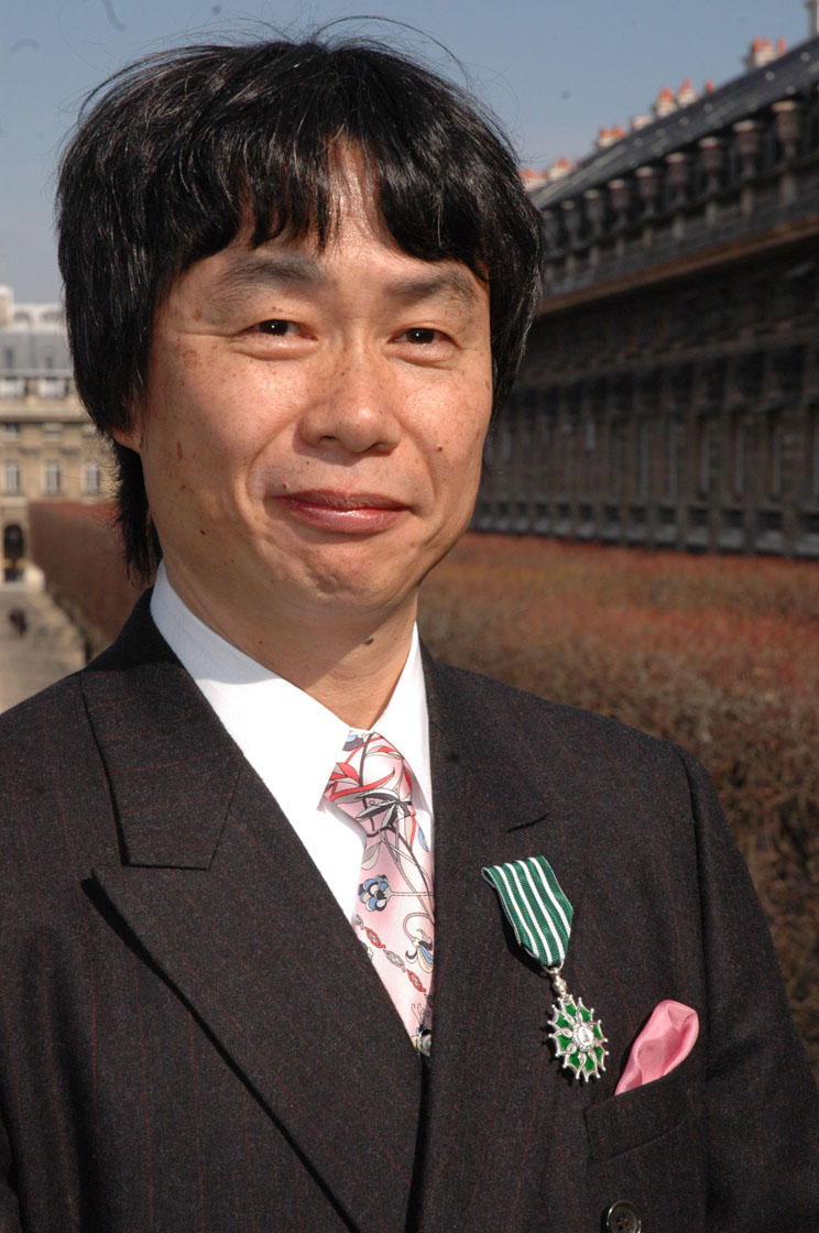shigeru miyamoto Mario and zelda creator shigeru miyamoto is opposed to the free-to-play model  and has warned the gaming industry to not over-charge.