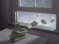 Ne jetez pas votre argent par la fenêtre!