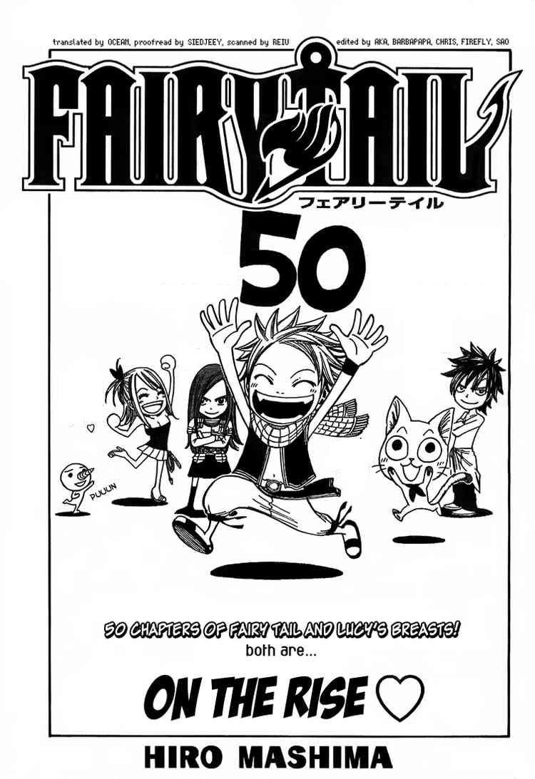 Fairy Tail chap 50 page 1 - IZTruyenTranh.com