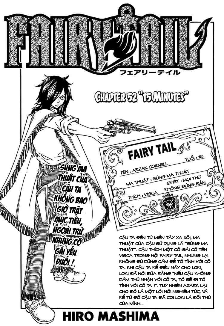 TruyenHay.Com - Ảnh 1 - Fairy Tail Chap 52