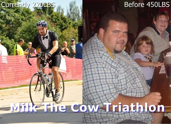 Milk The Cow Triathlon