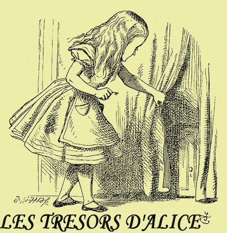 Les trésors d'Alice