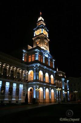 City Hall of Arad