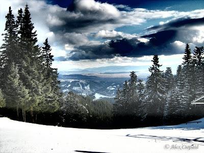 Hdr in hasmas mountains