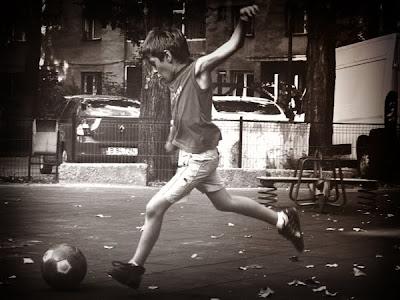 Ballerin Game - Street