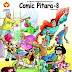 Comic Pitara - 8 A collection of Diamond Comics  Chars